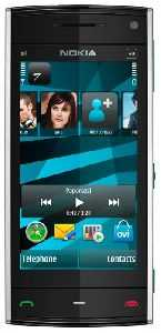 Цены на ремонт Nokia X6